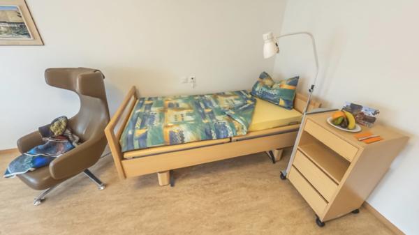 Haus Limmat Pflegezimmer 1